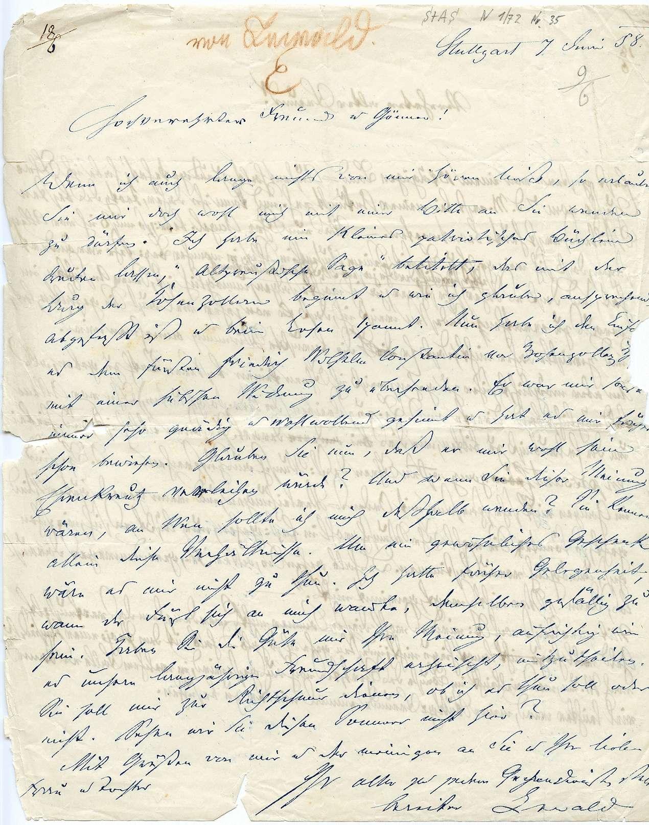 Lewald, Seite 1