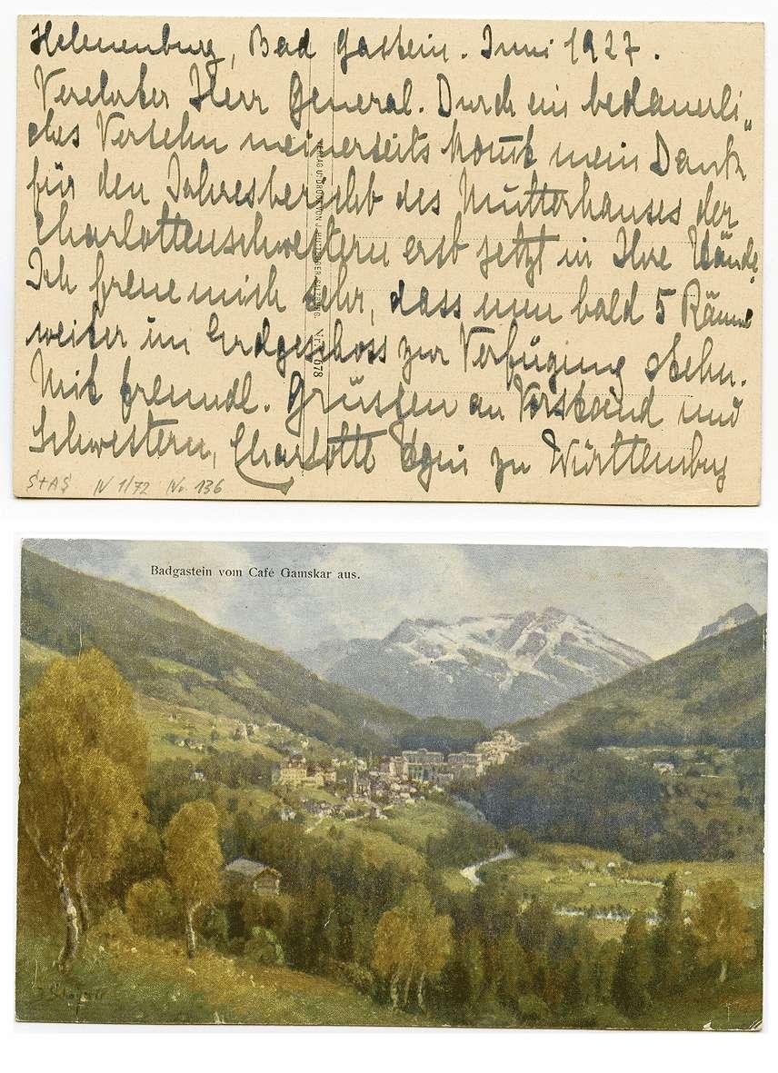 Charlotte Herzogin zu Württemberg, Bild 1