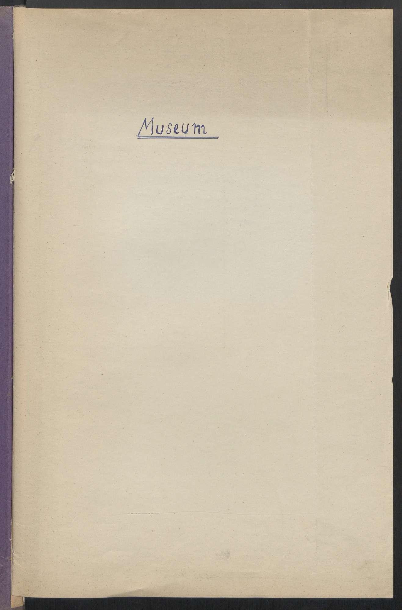 Museum (1825 - 1933), Bild 2