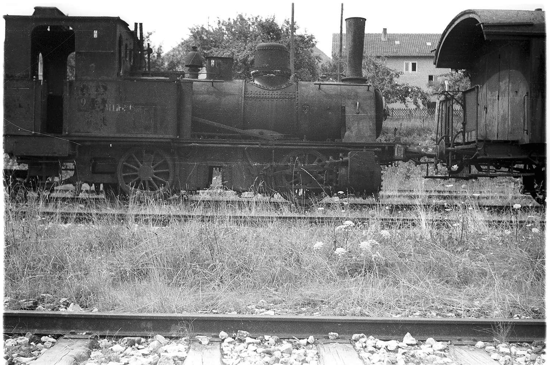 Gönningen, Württembergische Nebenbahn-Gesellschaft, Bild 1