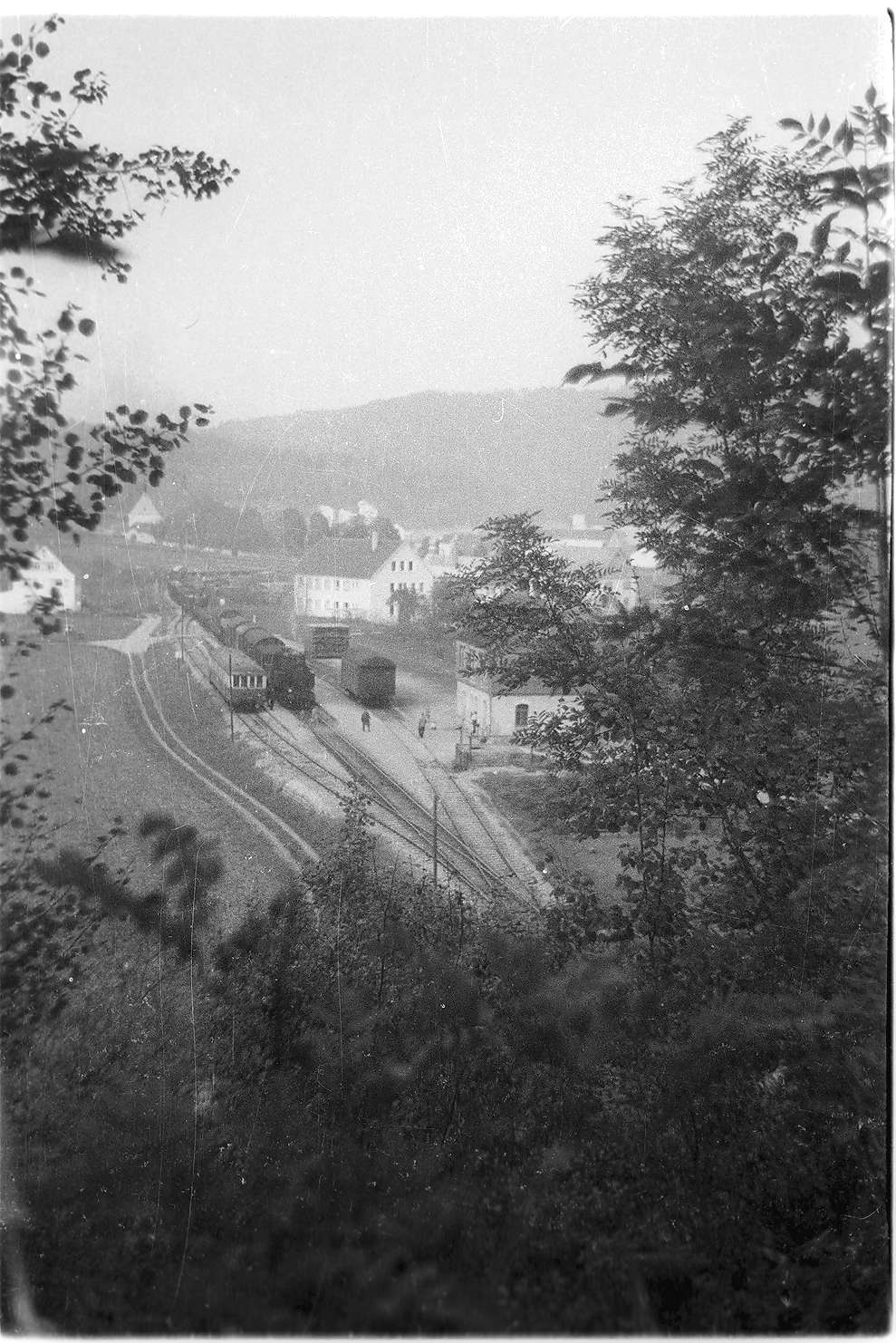 Veringenstadt, Triebwagen VT 3 (1936 - 1968), Bild 1
