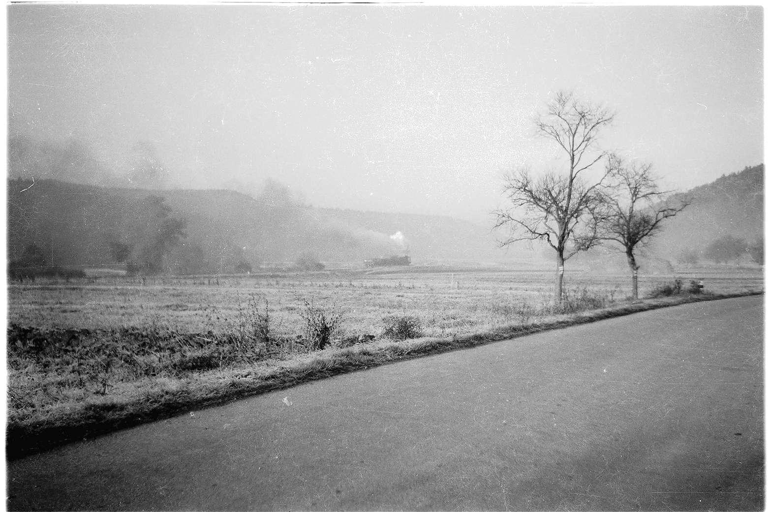 Dampflok 21, Starzeltal zwischen Rangendingen und Stein, Bild 1