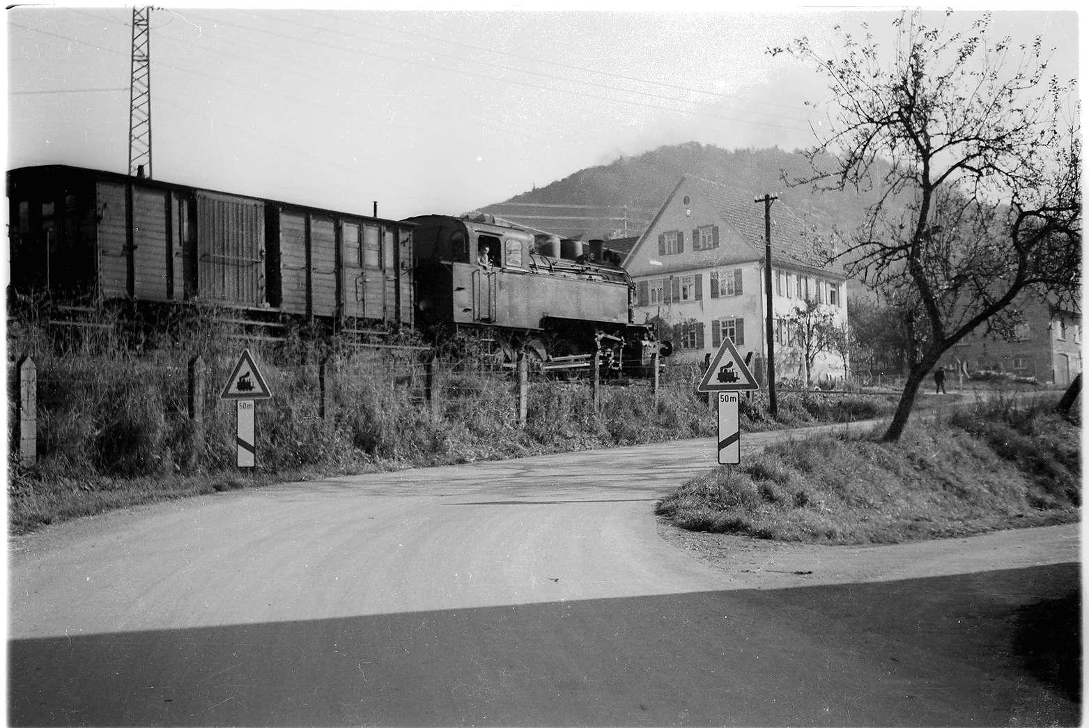 Bahnhof Killer, Bild 1