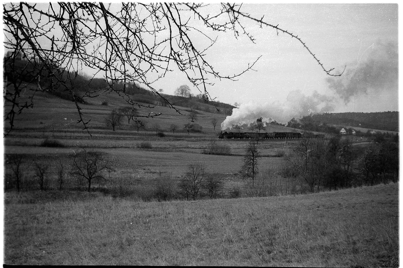 Lok 21, Strecke Jungingen - Killer, Bild 1