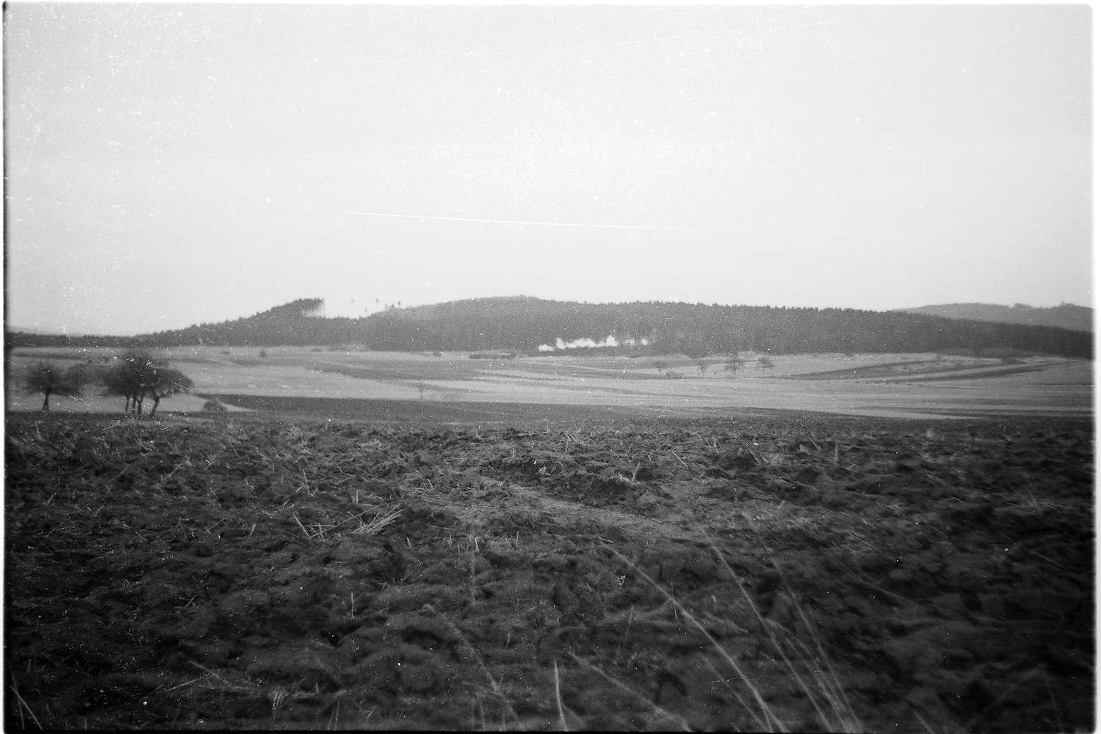 Lok 12, Hilfszug von Stetten, Strecke Stetten bei Haigerloch - Hart, Bild 1