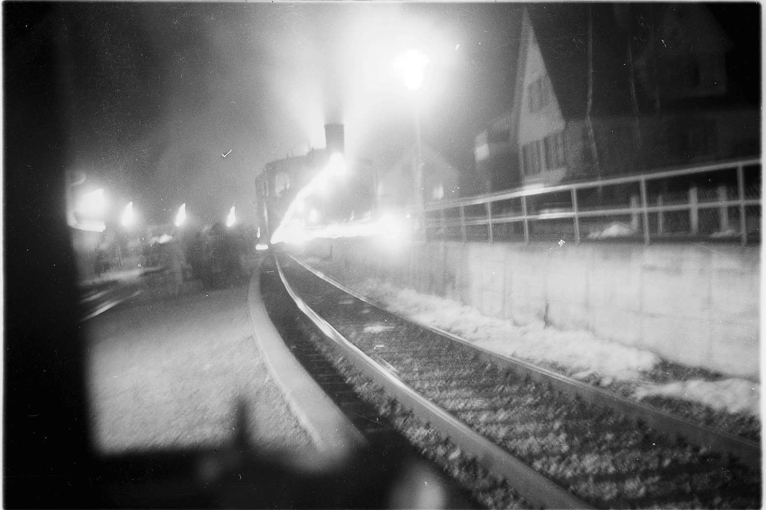 Burladingen, Lok 12, Hilfszug von Stetten bei Haigerloch, Bild 1