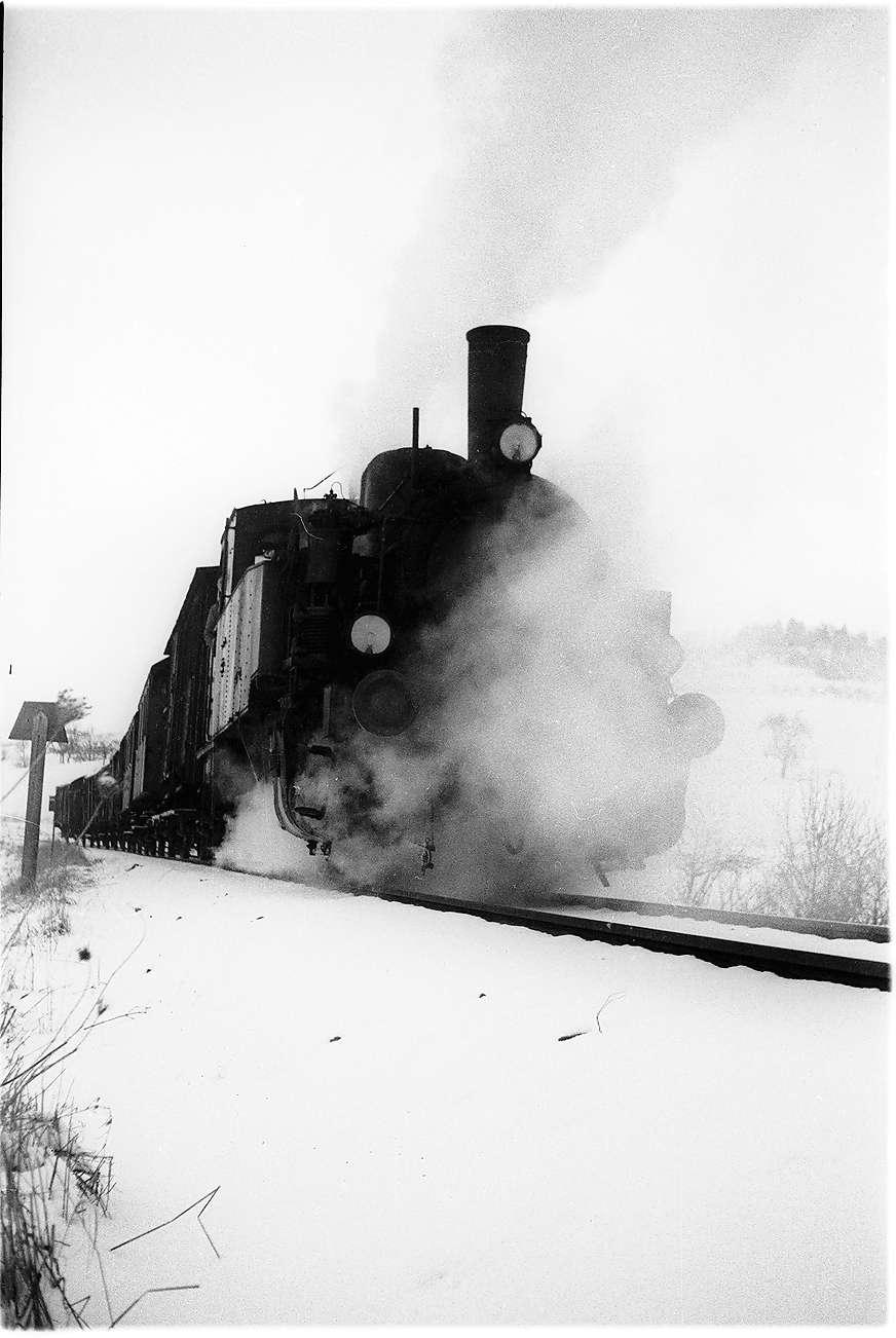 Lok 12, vor dem Bahnhof Killer, Bild 1