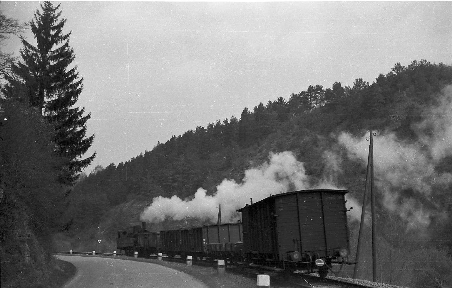Lok 21 bei Stetten bei Haigerloch, Bild 1