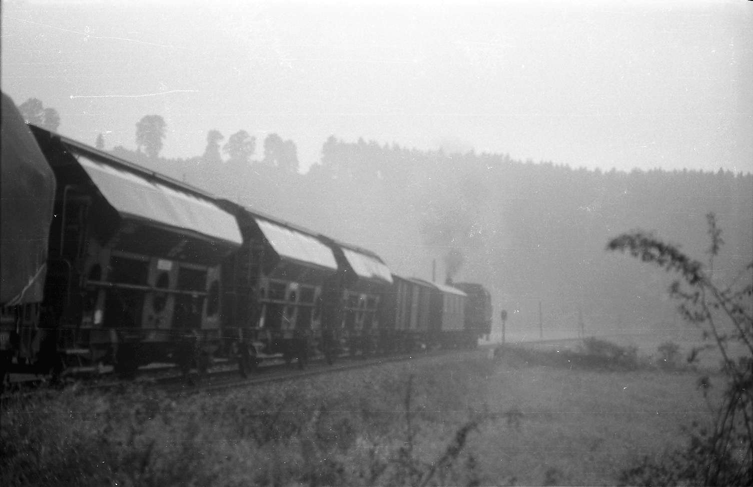 Lok 141, Trillfingen, Eyachtal Richtung Bad Imnau, Bild 1