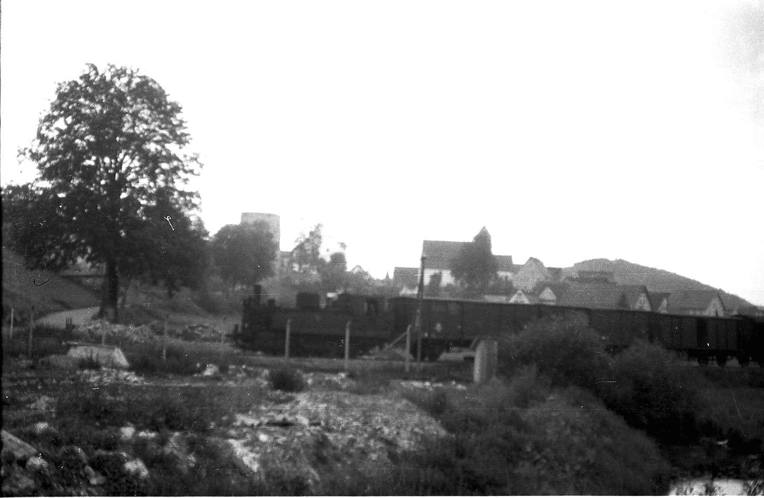 Lok 12, Gmp 55, Trochtelfingen, Bild 1