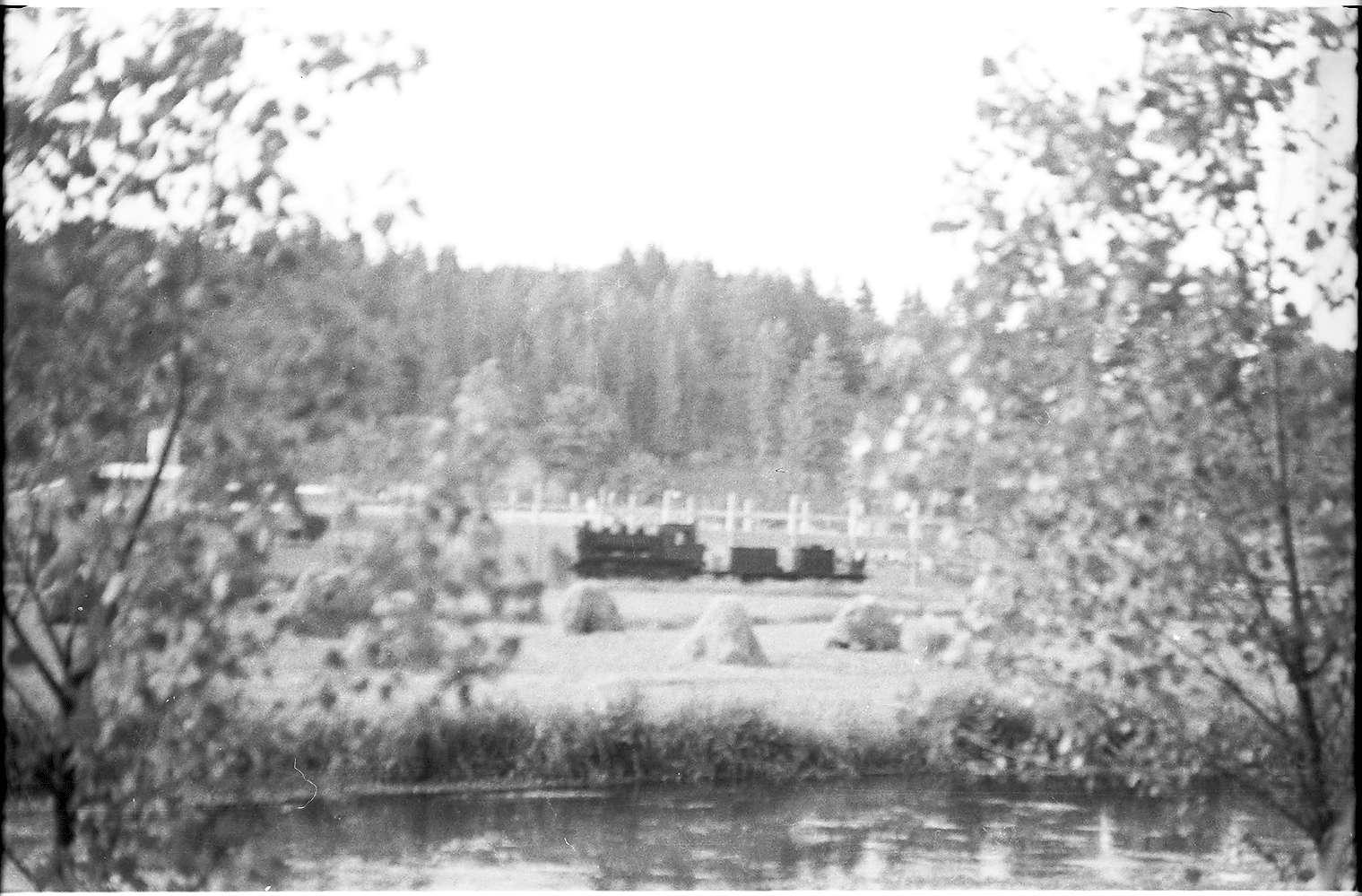 Spritzzug Lok 141, Strecke Veringenstadt - Hermentingen, Bild 1