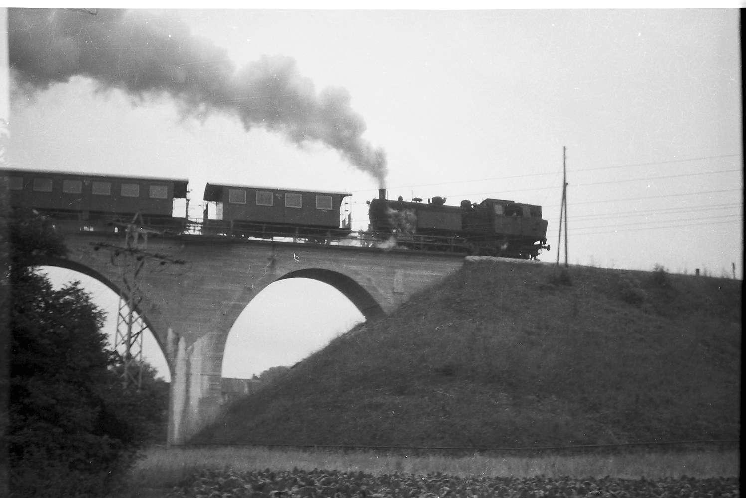 Lok 15, Viadukt Gammertingen, Bild 1