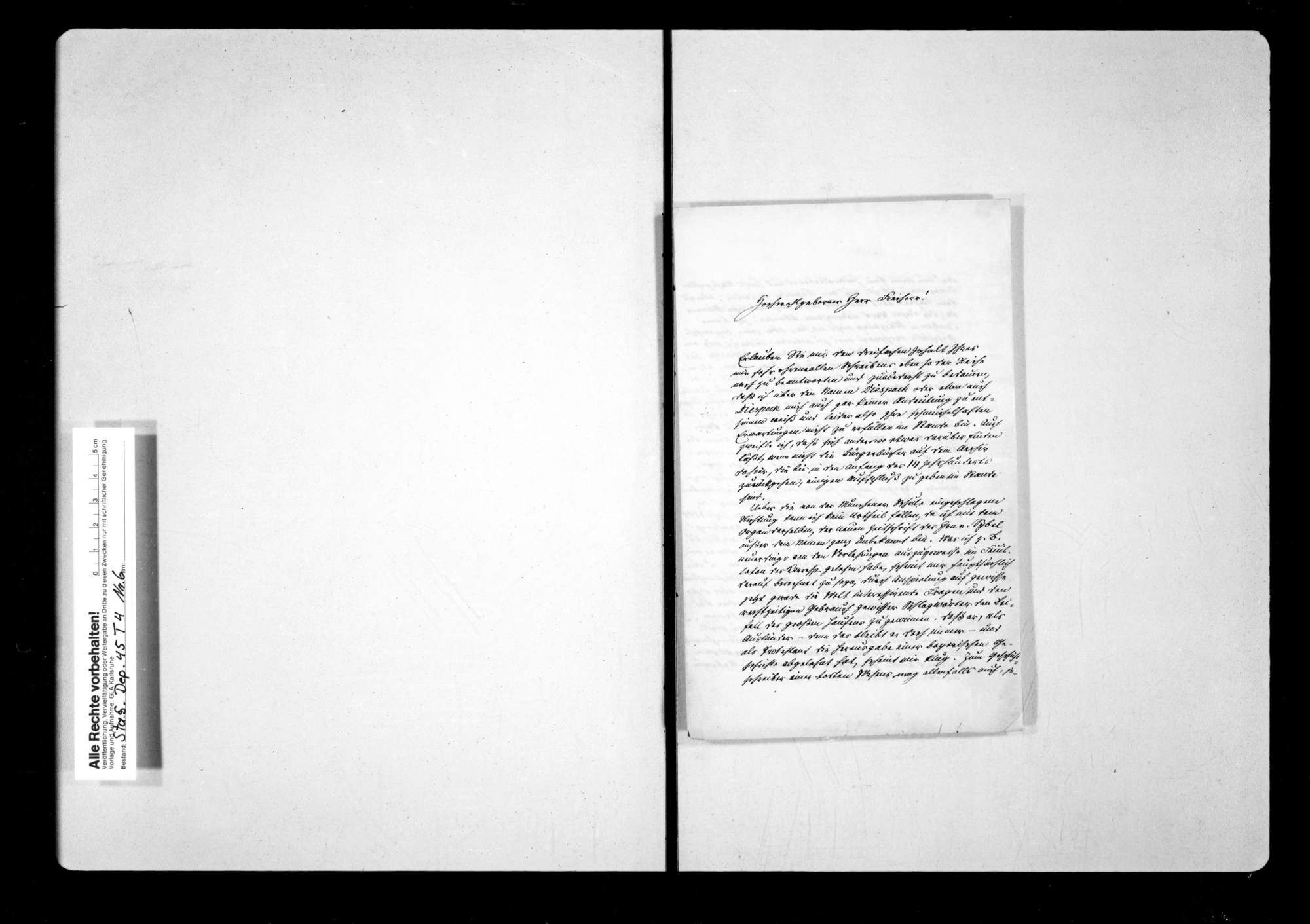 Korrespondenz VI Lochner-R, Bild 3