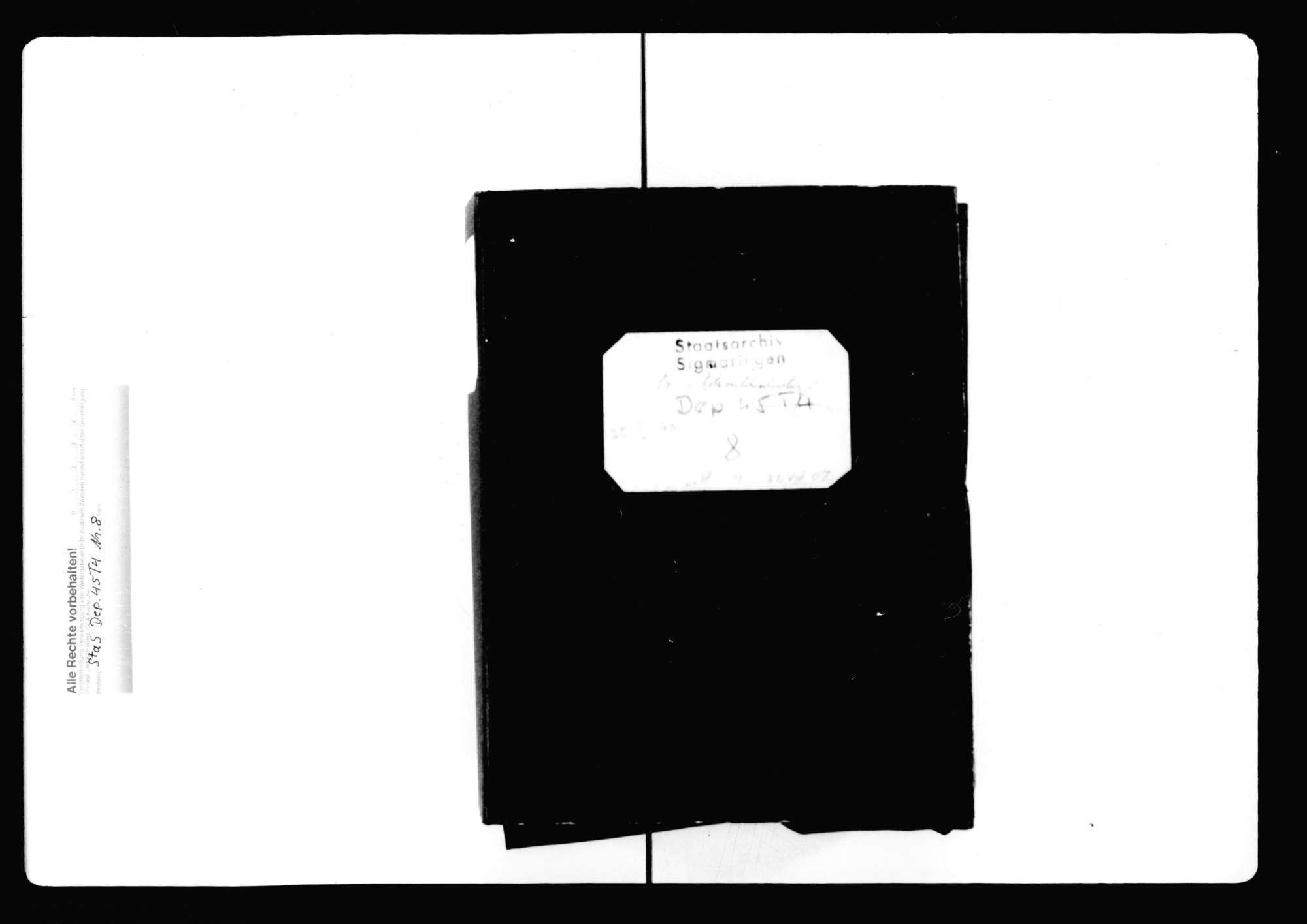 Korrespondenz VIII W-Z, Bild 1