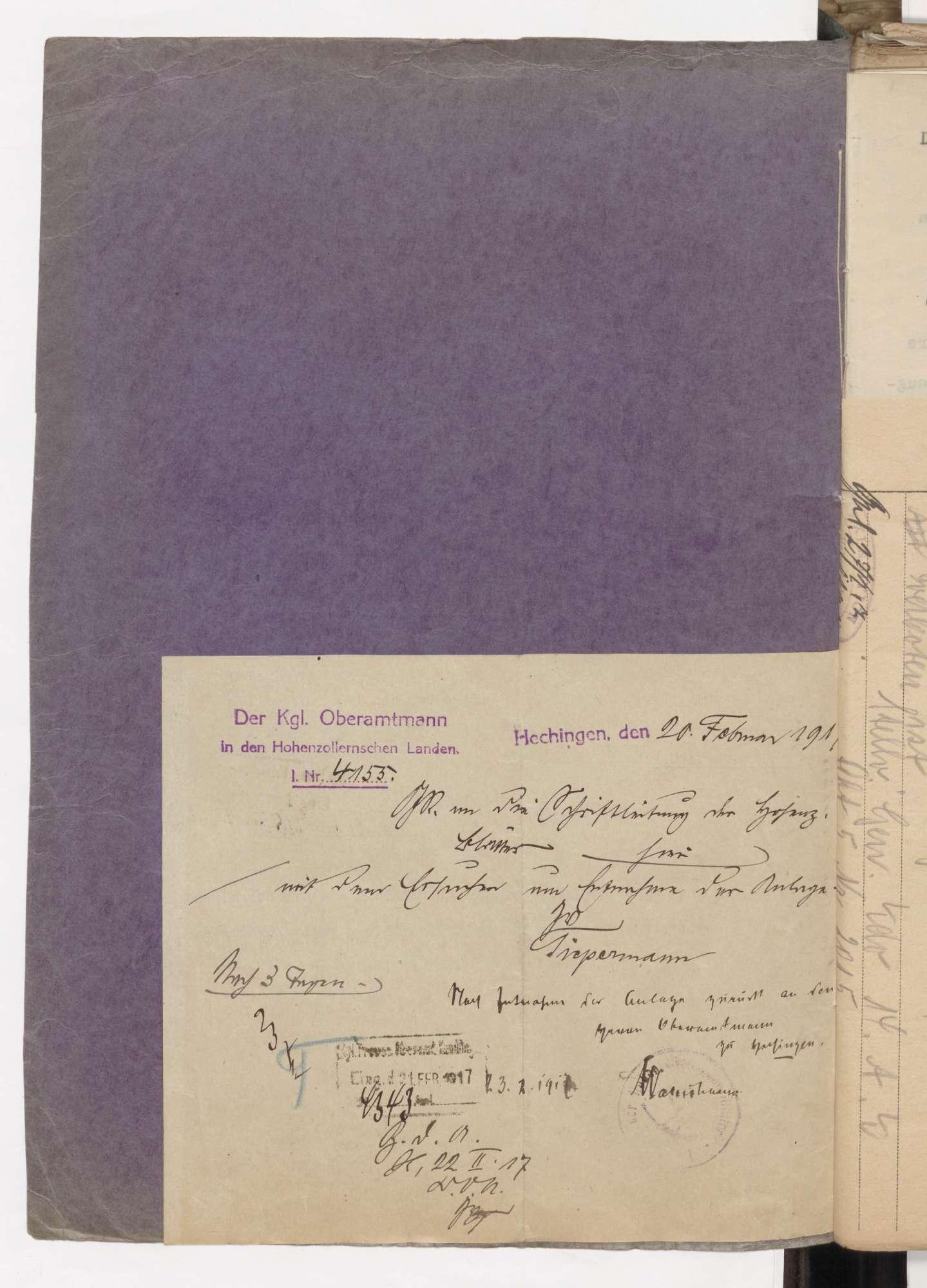 Presse-Zensur im Kriege 1914 - 1918 mit Weisungen für die Presse, Bild 3