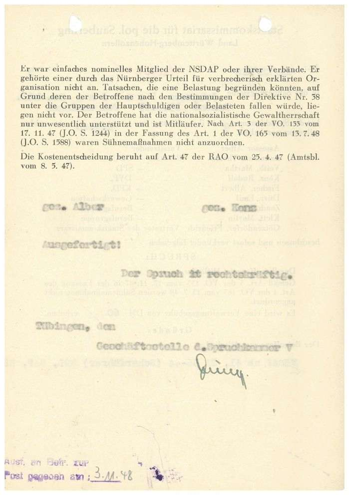 Benzing, Johannes, Dr. phil., Bild 2