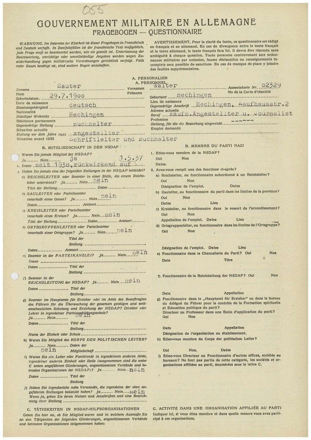Dating-Verordnungen im MilitärDating-Website deprimierend