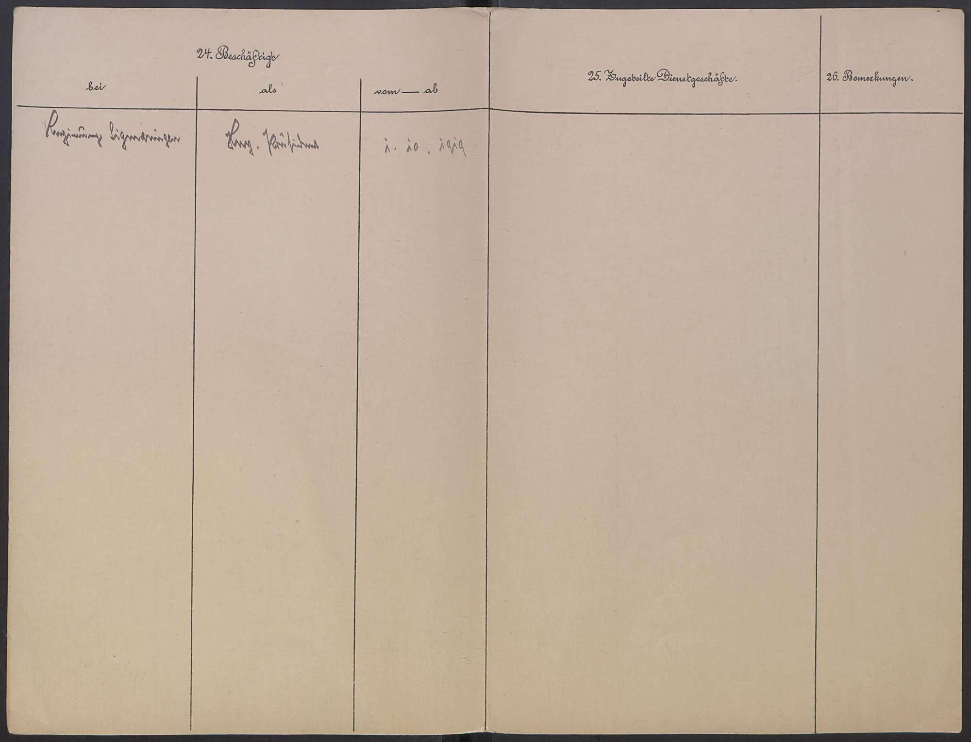 Verwaltung des Regierungspräsidiums, Bild 2