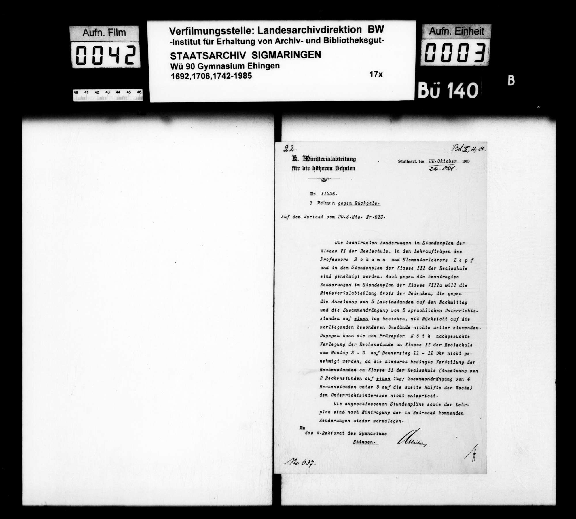 Materialien zur Schulgeschichte (v.a. Zeitungsberichte), Bild 1