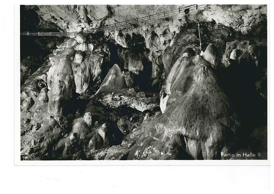 Partie in der Halle II in der Karlshöhle bei Erpfingen, Bild 1
