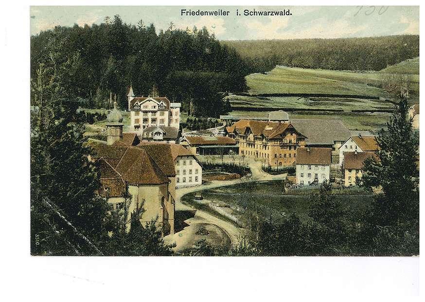 Friedenweiler im Schwarzwald, Bild 1