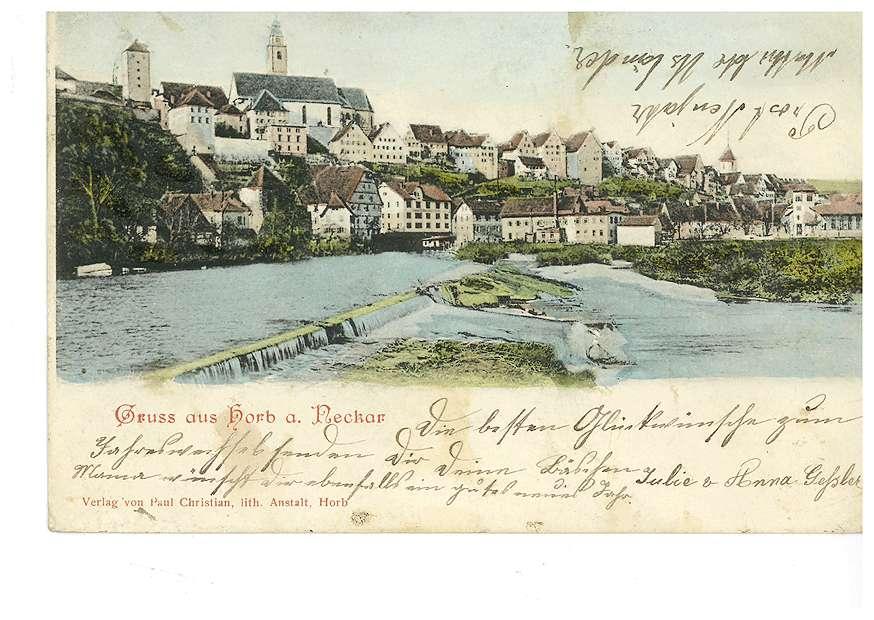 Horb am Neckar, Bild 1