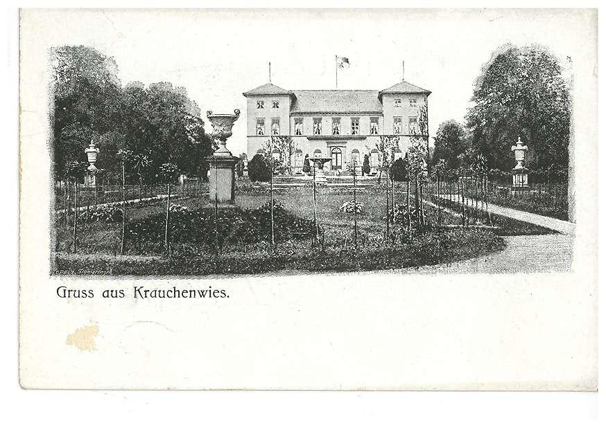 Landhaus und Fürstlicher Park in Krauchenwies, Bild 1
