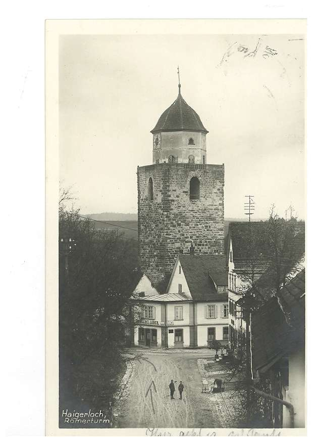 Römerturm in Haigerloch, Bild 1