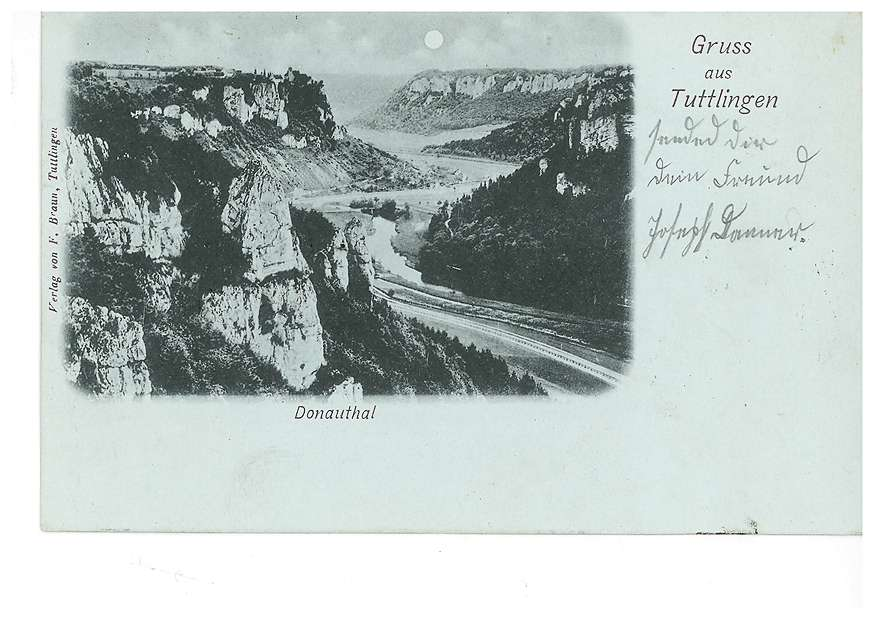 Donautal bei Tuttlingen, Bild 1