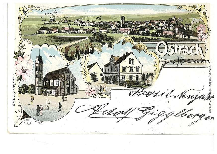 Ostrach, Bild 1
