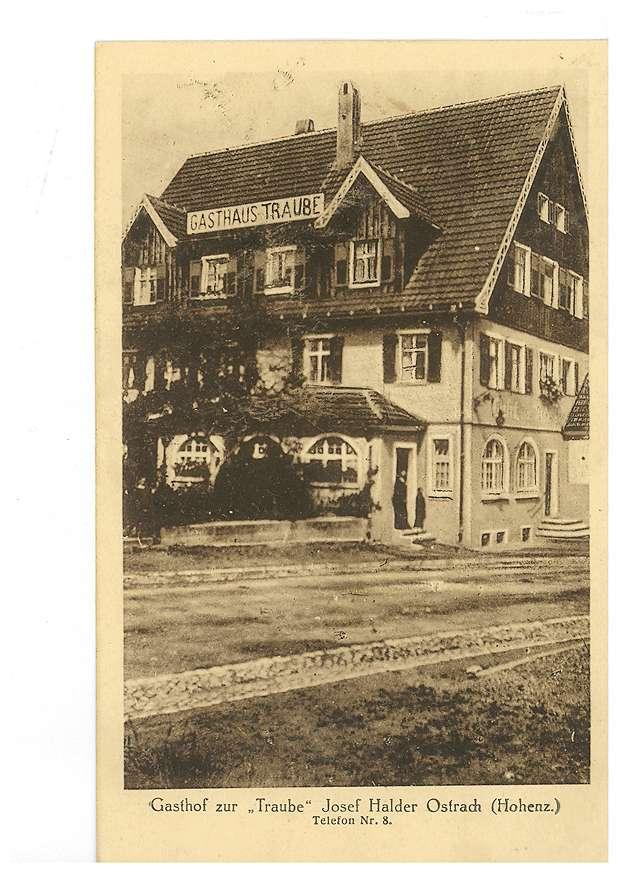 Gasthof zur Traube in Ostrach, Bild 1
