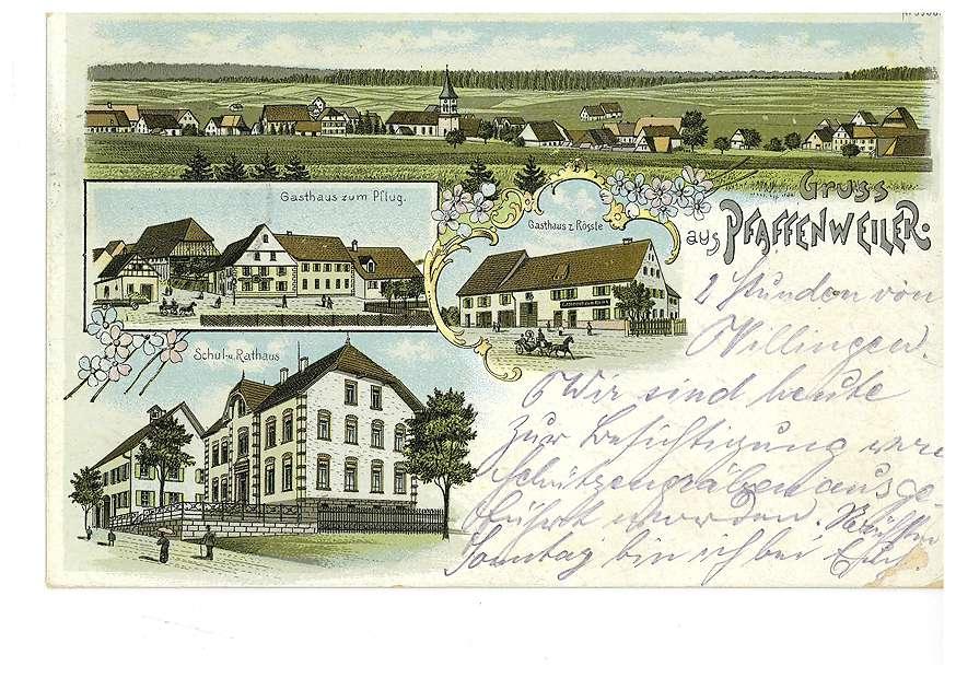 Pfaffenweiler, Bild 1