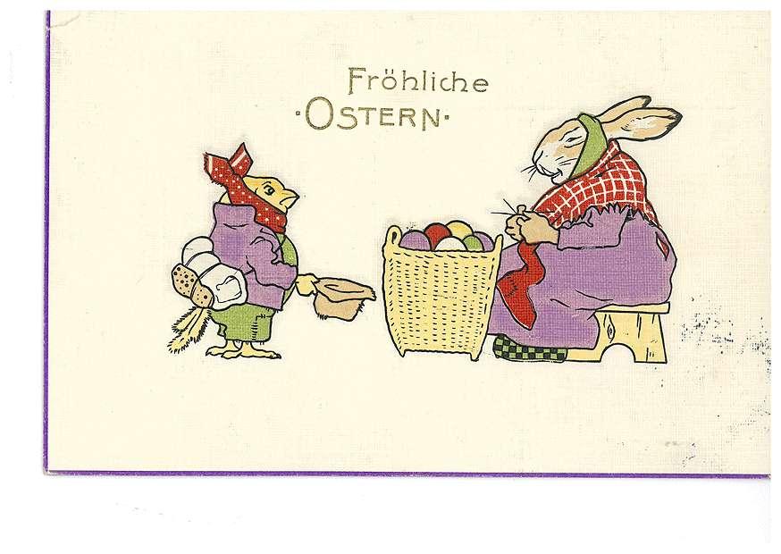 Fröhliche Ostern, Bild 1