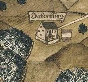 Urnburg (Dalenburg), Weitingen, Bild 1