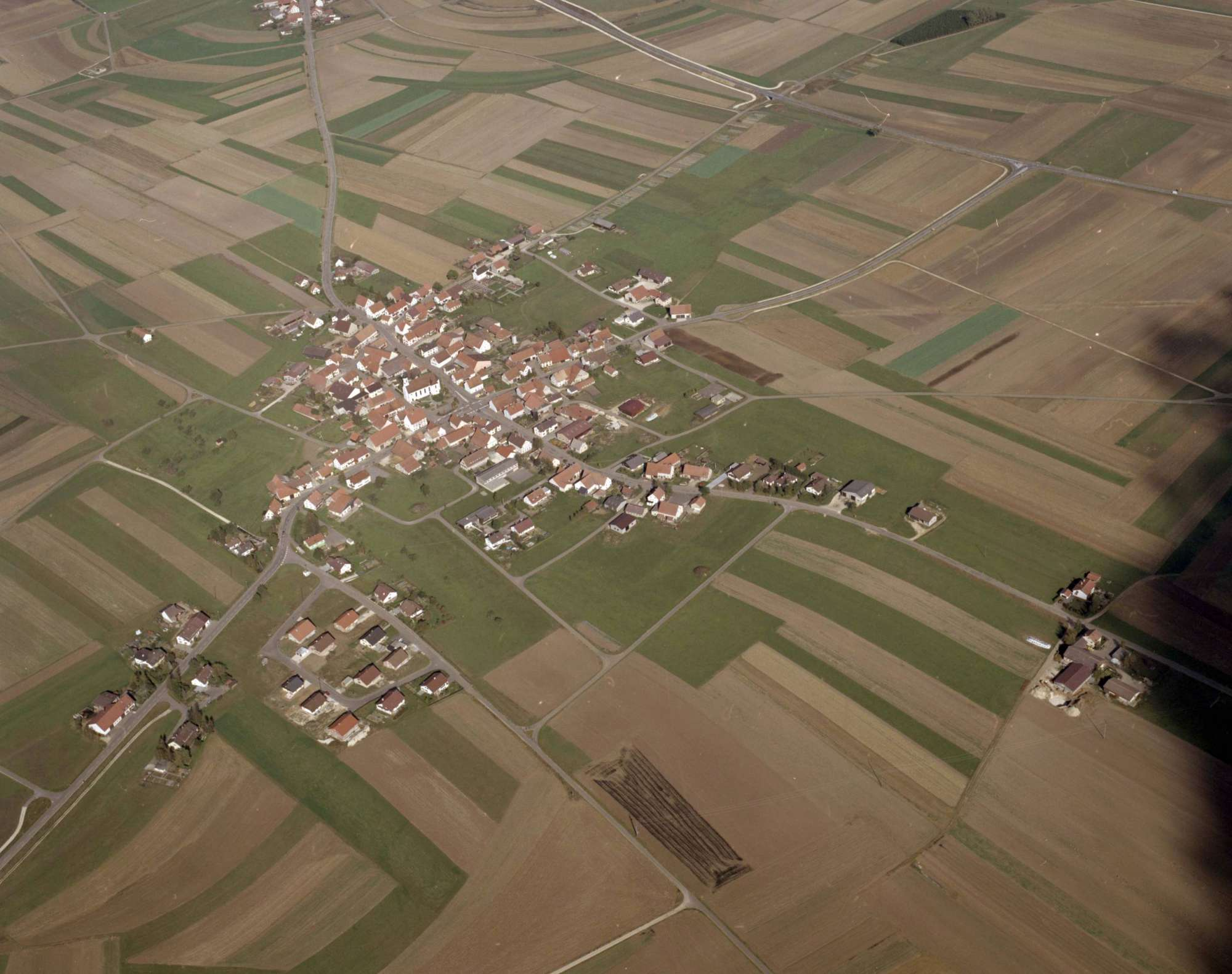 Feldhausen, Luftbild, Bild 1