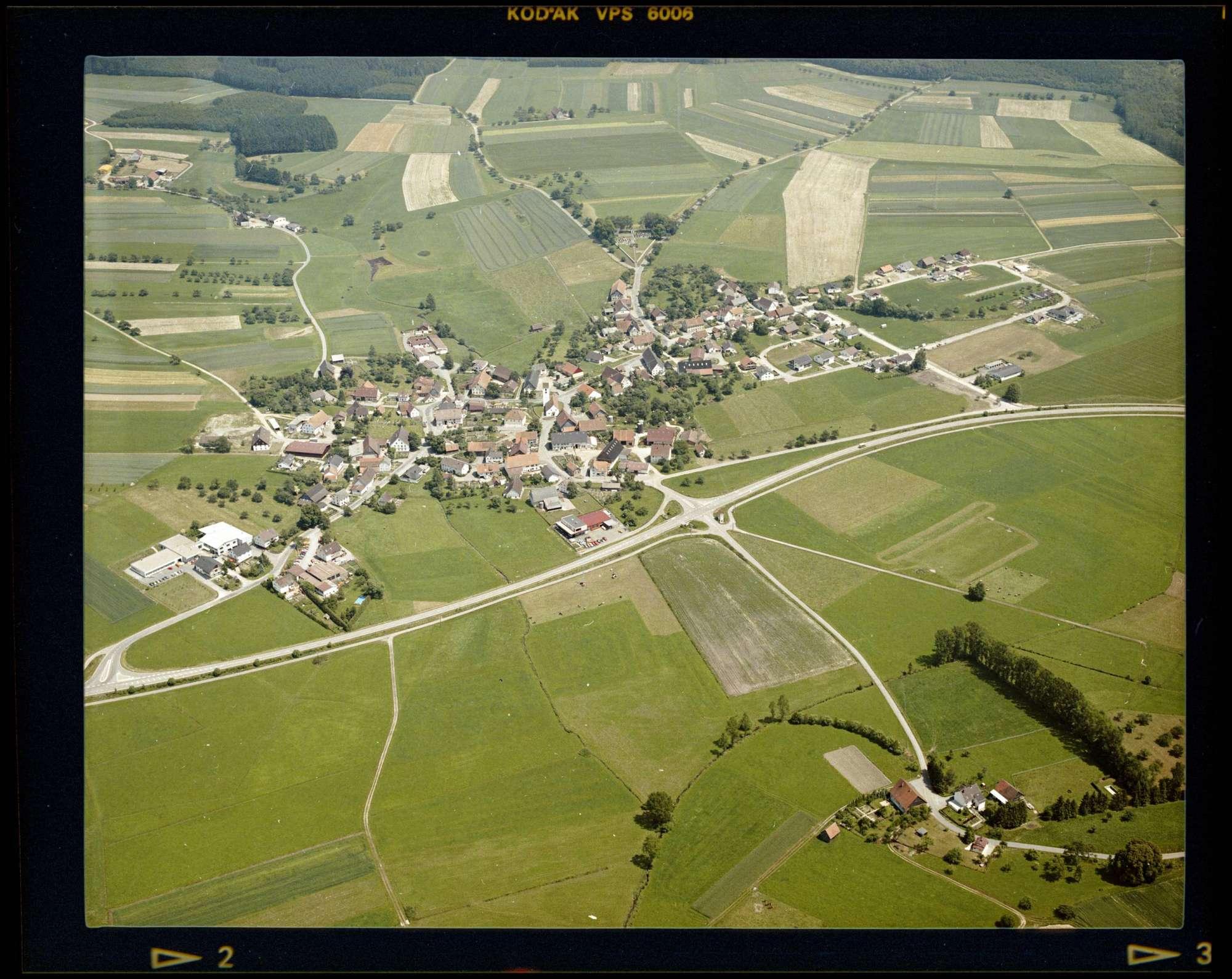 Rast, Luftbild, Bild 1