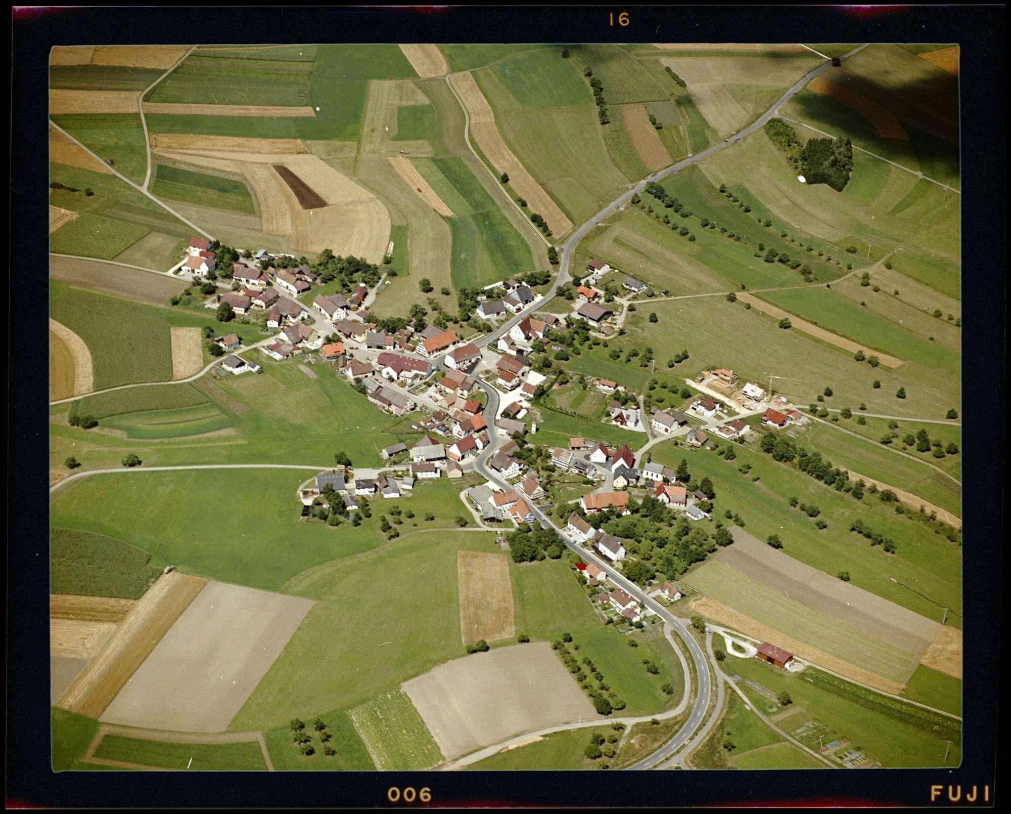 Altheim, Luftbild, Bild 1