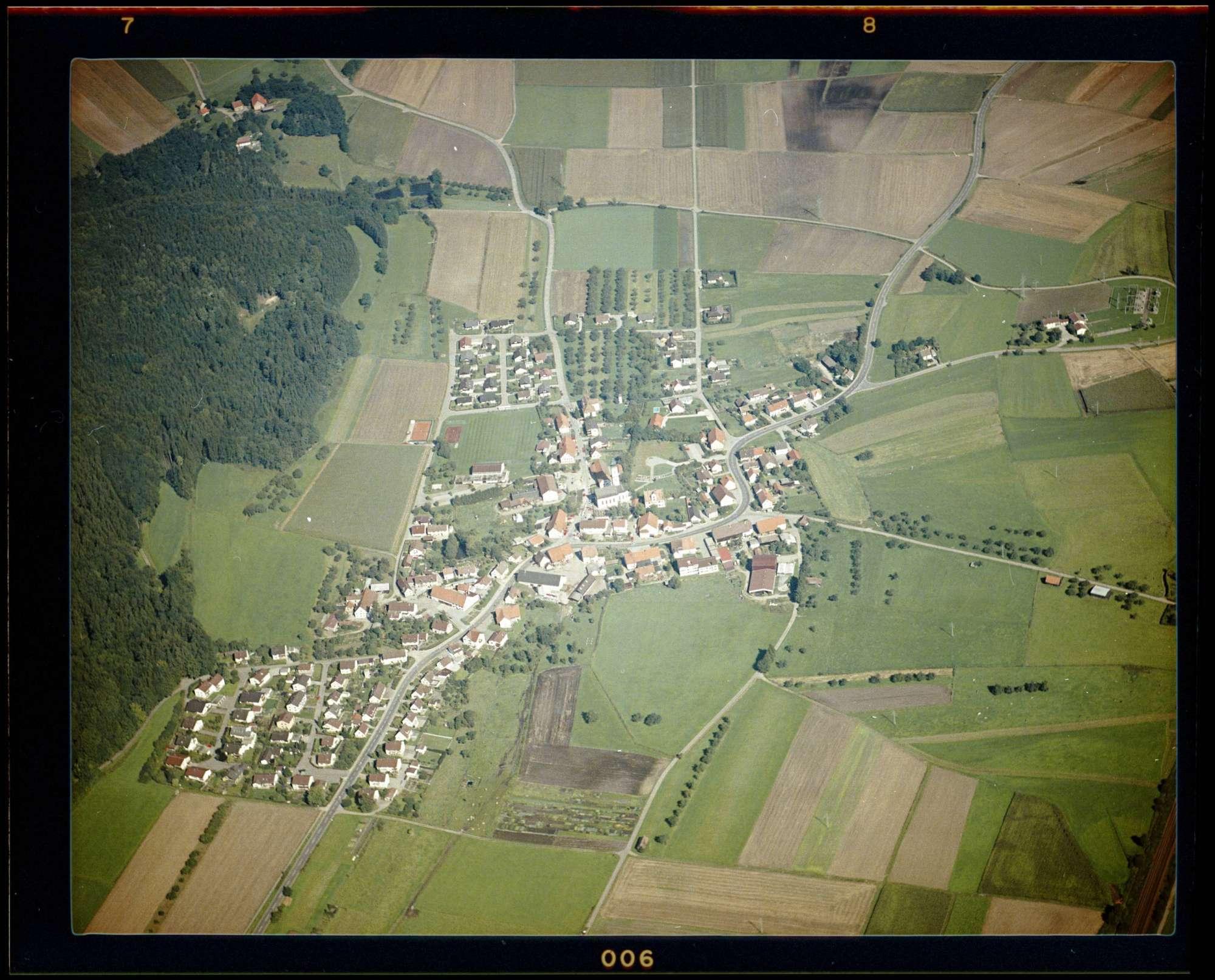 Otterswang, Luftbild, Bild 1