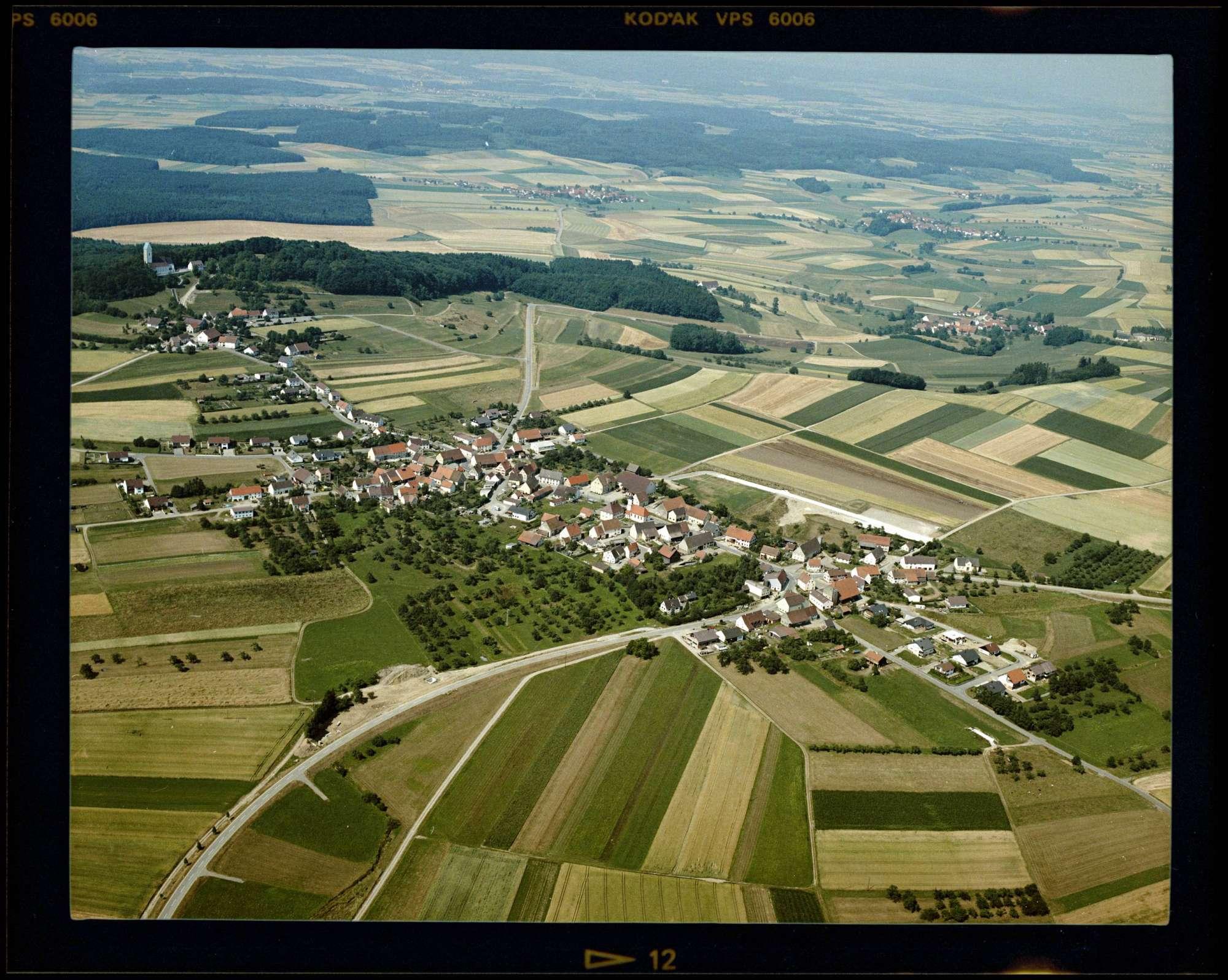 Offingen, Luftbild, Bild 1