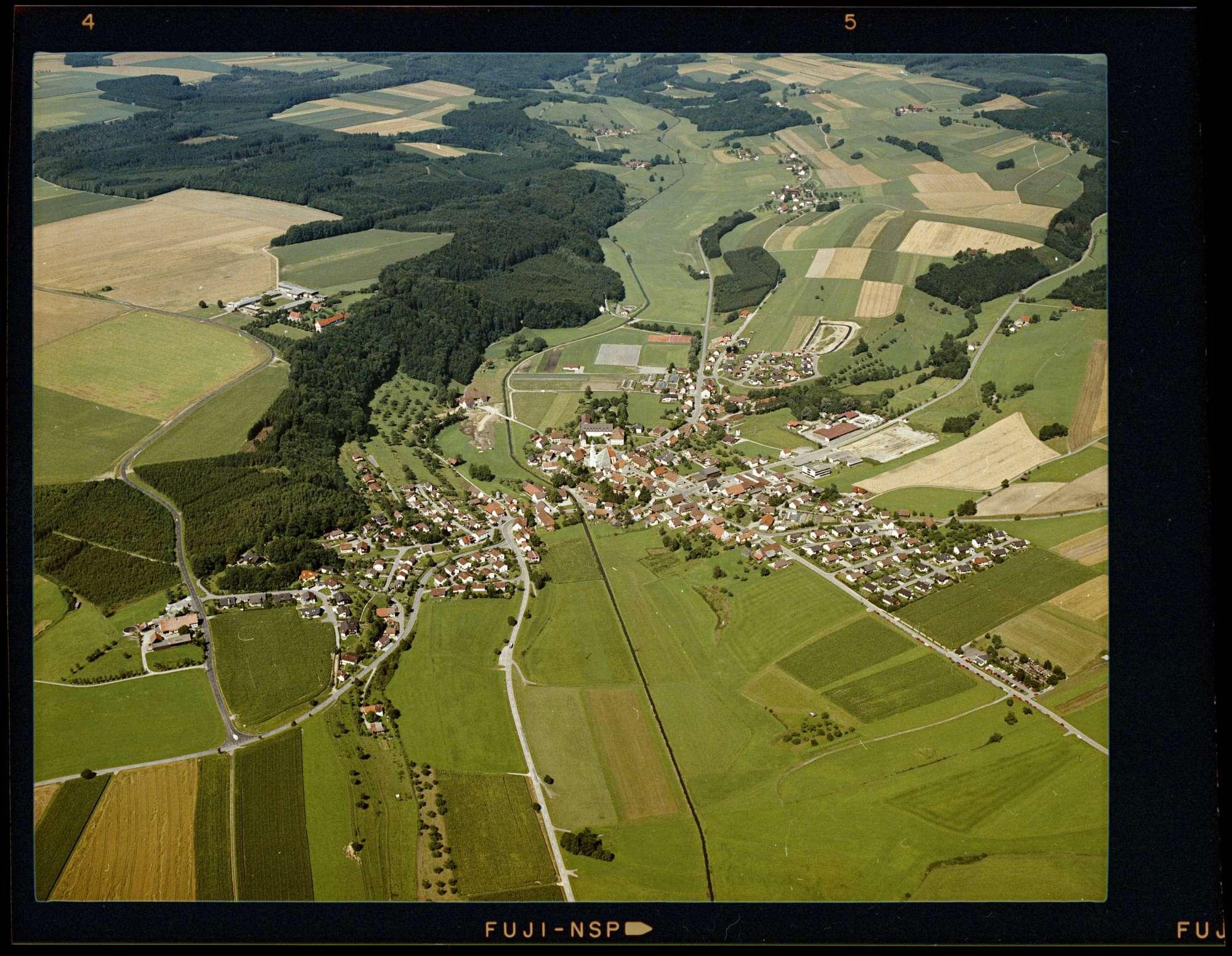 Eberhardzell, Luftbild, Bild 1