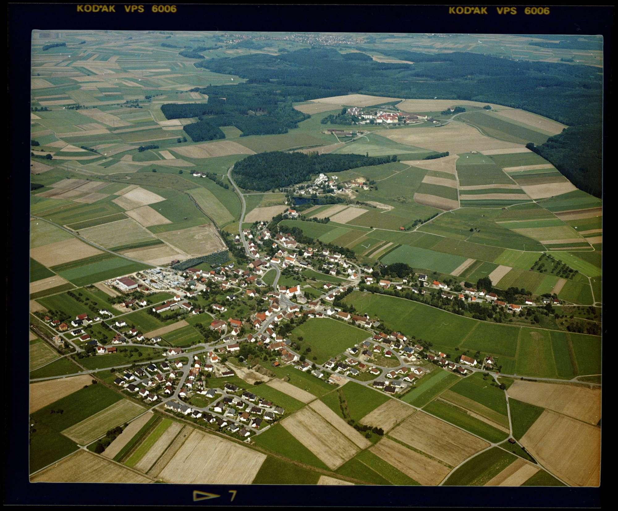 Maselheim, Luftbild, Bild 1