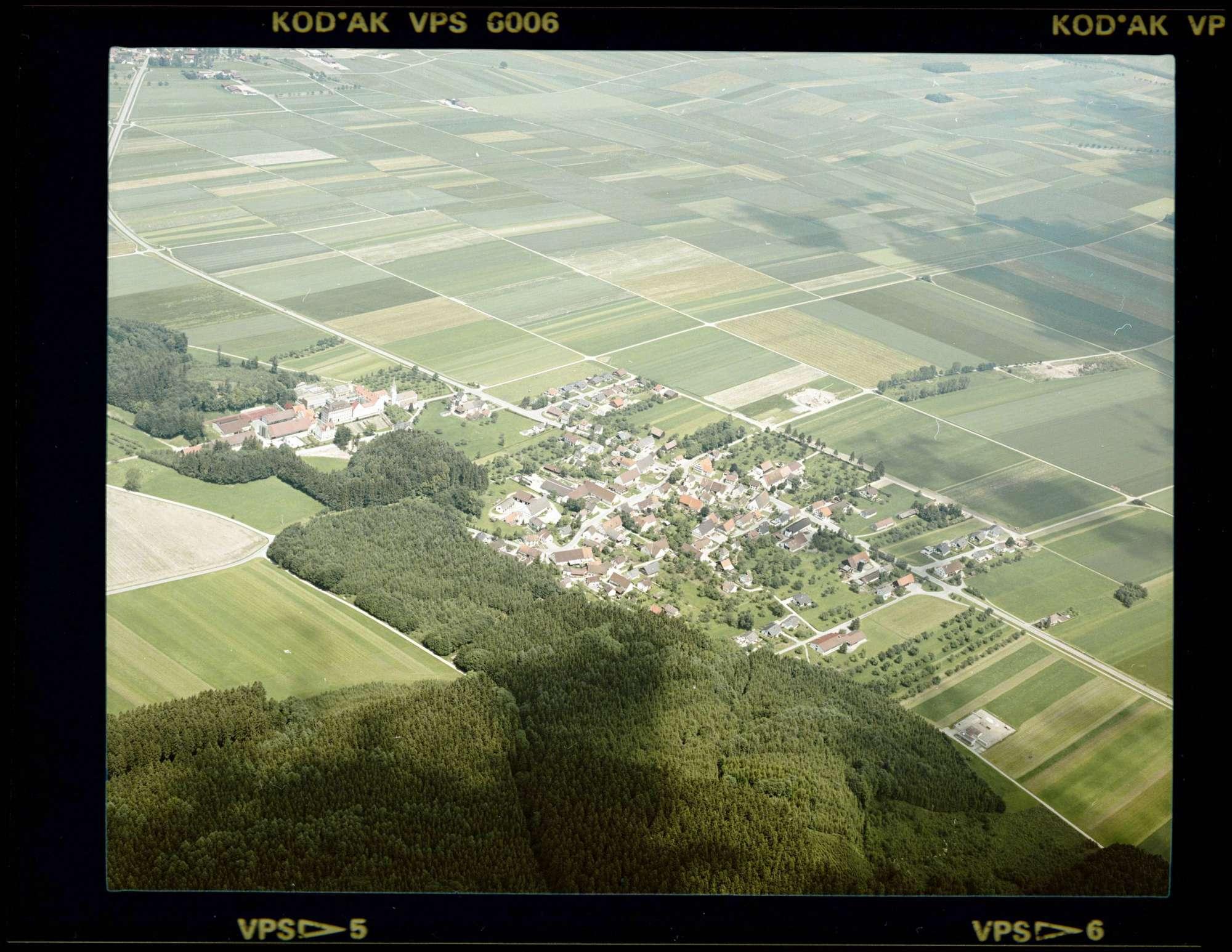 Bonlanden, Luftbild, Bild 1