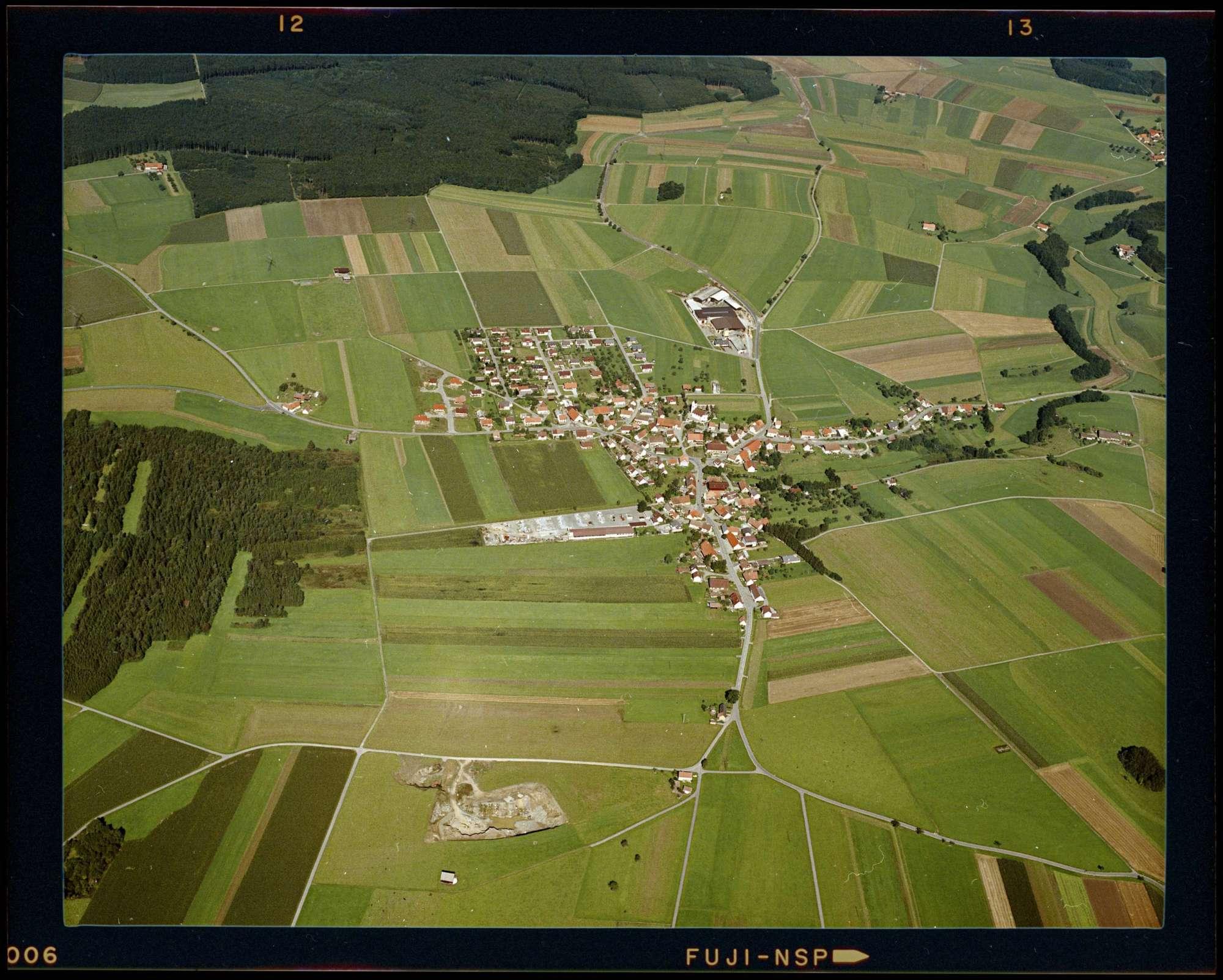 Füramoos, Luftbild, Bild 1