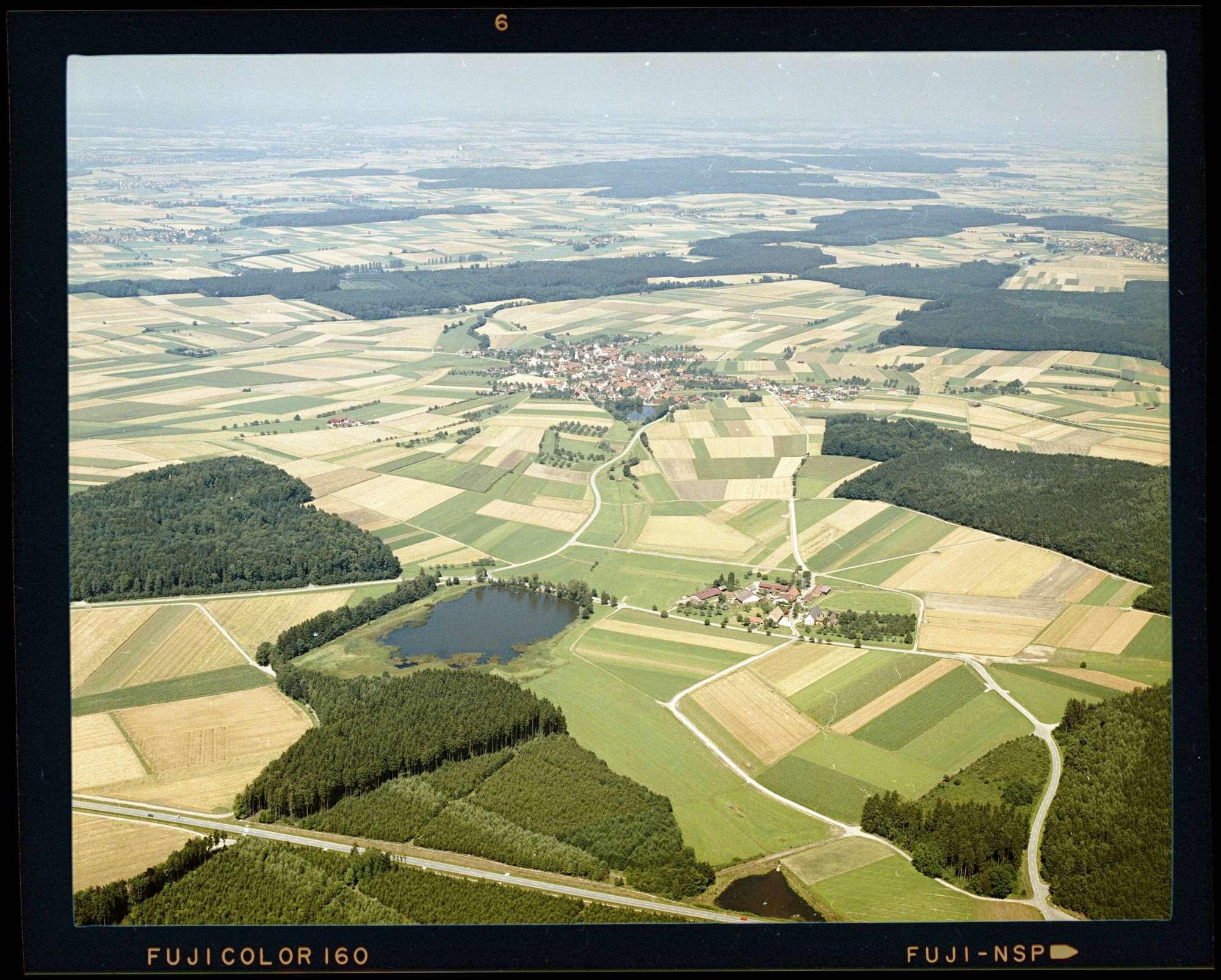 Gutershofen, Luftbild, Bild 1