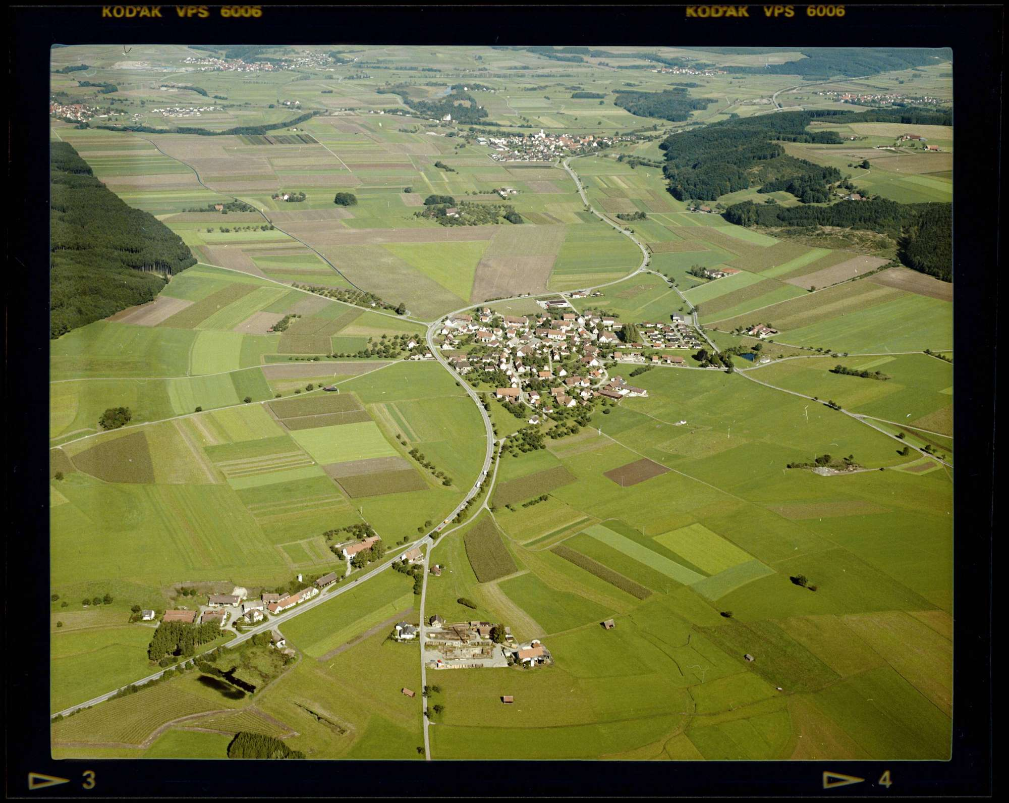 Oberessendorf, Luftbild, Bild 1