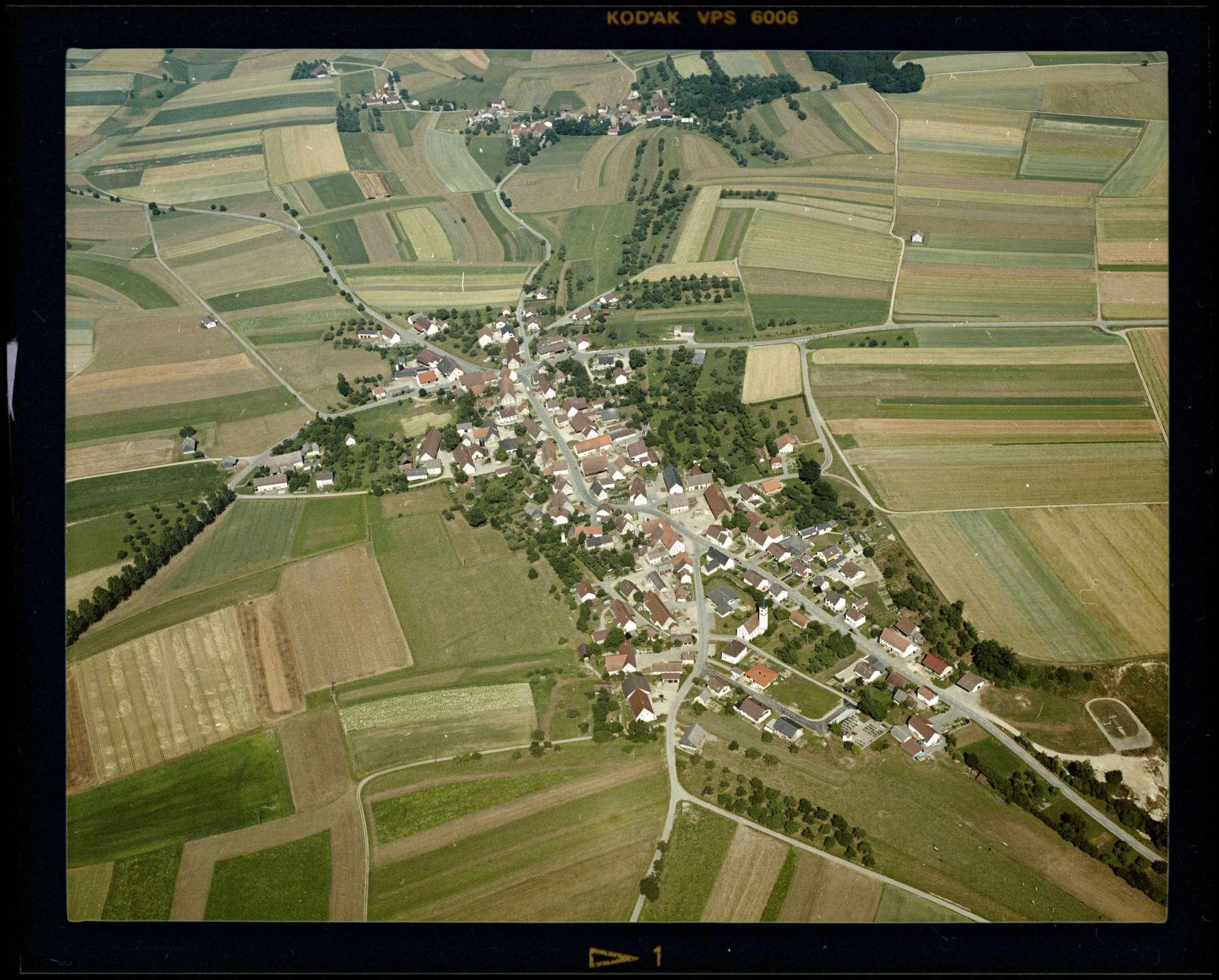 Rupertshofen, Luftbild, Bild 1