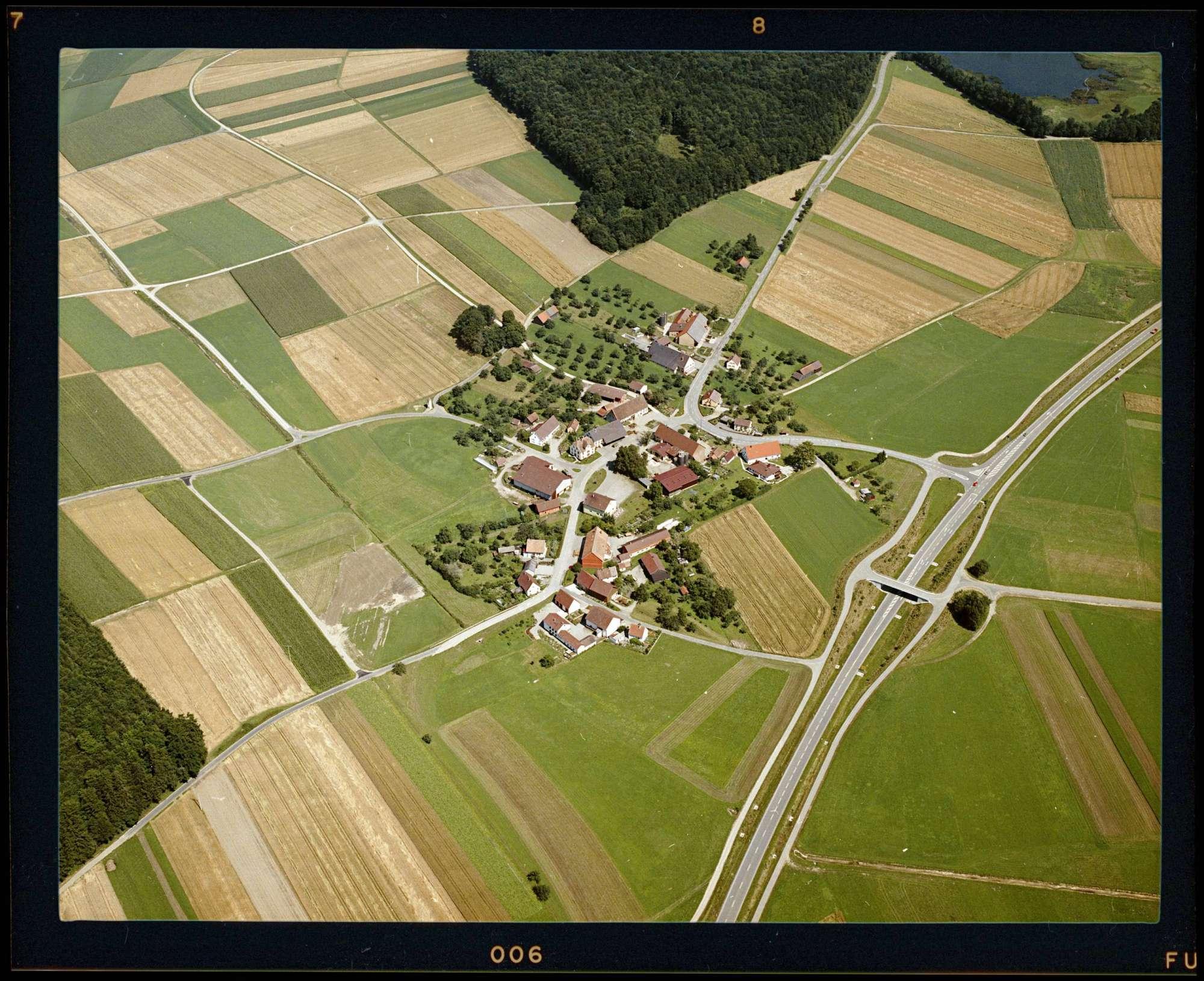 Schammach, Luftbild, Bild 1