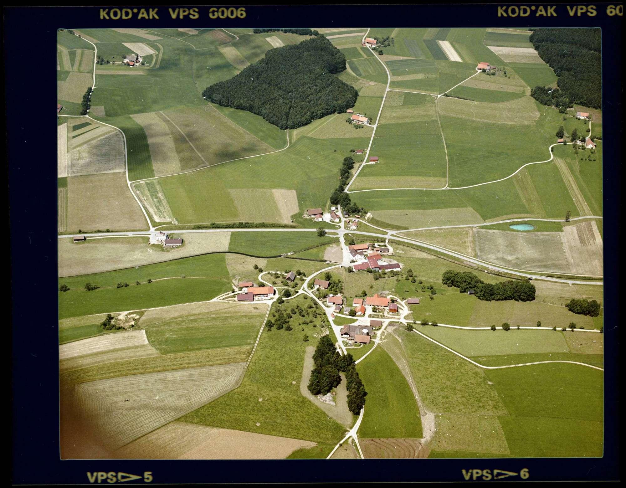 Wirrenweiler, Luftbild, Bild 1