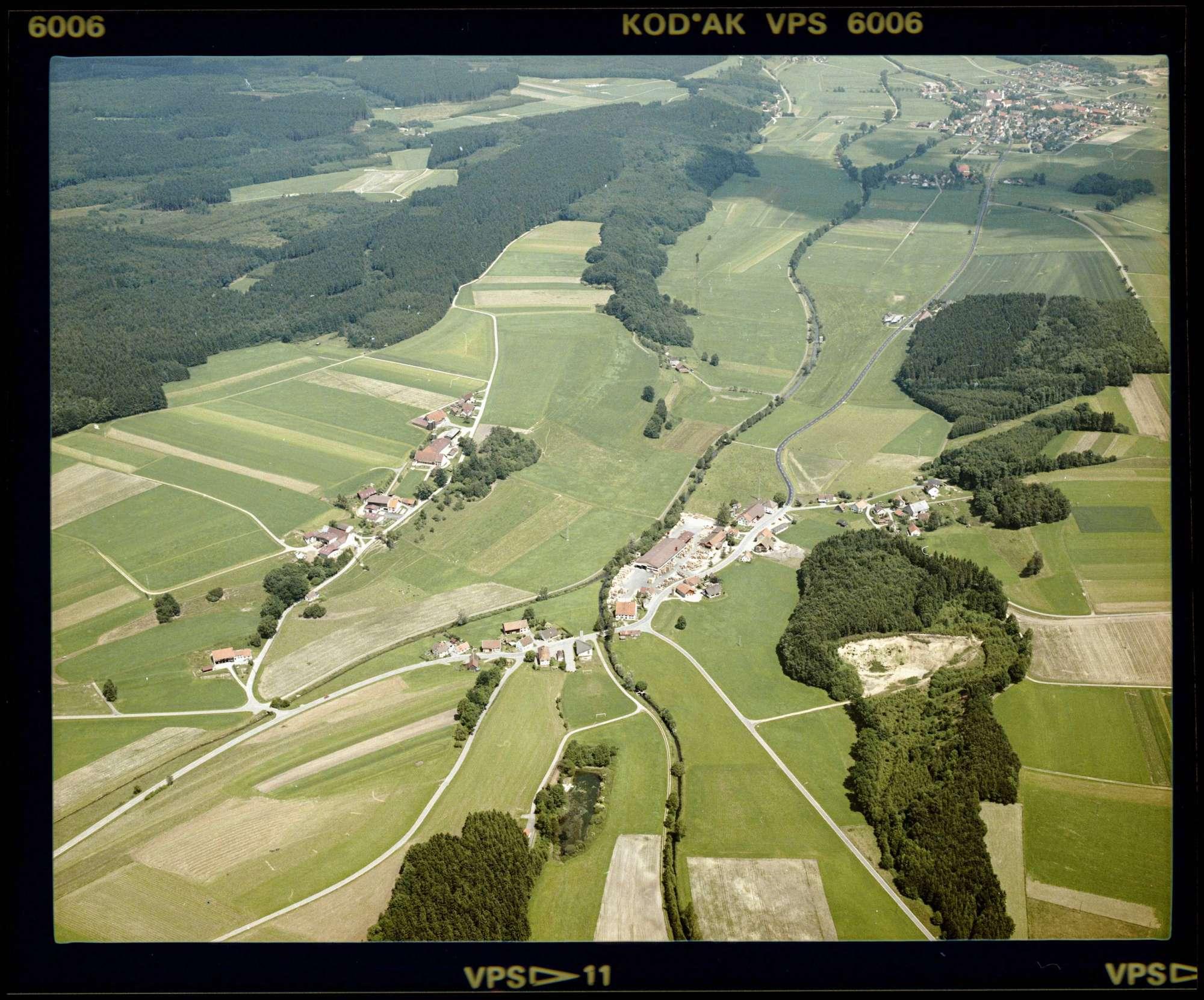 Spindelwag, Luftbild, Bild 1
