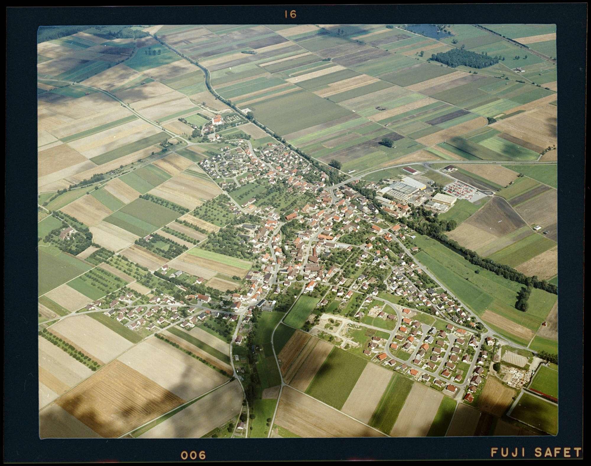 Untersulmetingen, Luftbild, Bild 1